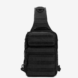 Рюкзаки - Однолямочный тактический рюкзак, 0