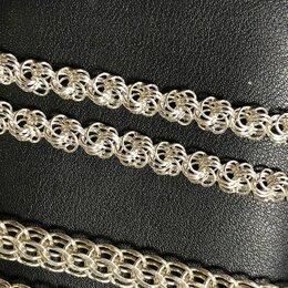 Цепи - Новая Цепь из серебра 925 Роза, 0