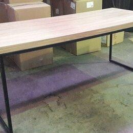 Столы - Стол большой для веранды, сауны, 0