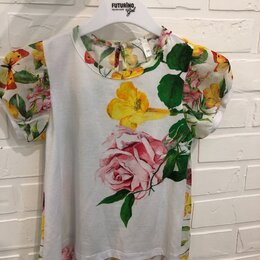 Рубашки и блузы - Блузка для девочки р116, 0