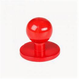Средства для интимной гигиены - Пукли красные, пластик 500 шт./уп., 0