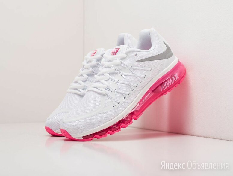 Кроссовки женские Nike Air Max 2015 по цене 4000₽ - Кроссовки и кеды, фото 0
