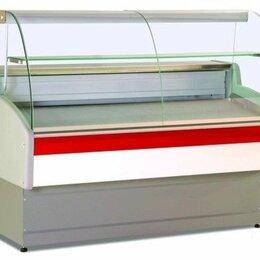 Холодильные витрины - Десна-130 витрина среднетемпературная, 0