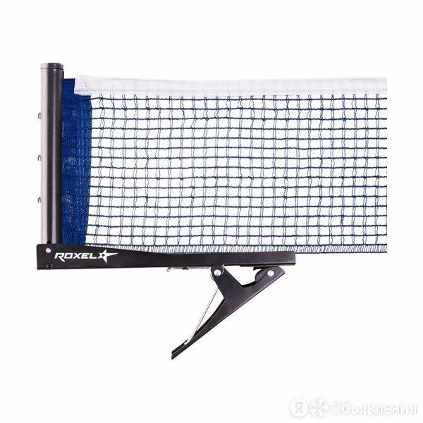 Сетка для настольного тенниса Roxel Clip-on (на клипсе) по цене 825₽ - Аксессуары, фото 0