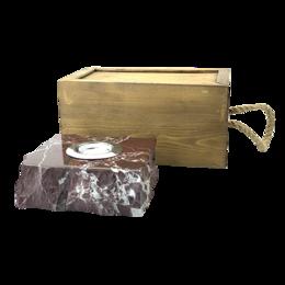 Камины и печи - Подарочный биокамин Rock (ZeFire), 0