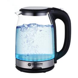Электрочайники и термопоты - Чайник электрический Gelberk GL-397, 0