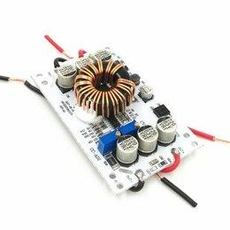 Радиодетали и электронные компоненты - DC-DC повышающий преобразователь 10А 10-60В 600Ватт, 0
