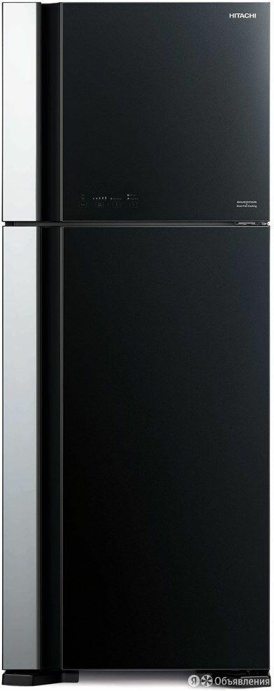 Холодильник HITACHI R-VG 542 PU7 GBK по цене 119950₽ - Холодильники, фото 0