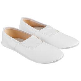 Обувь для спорта - Чешки, натуральная кожа, цвет белый (длина по стельке 18 см), 0