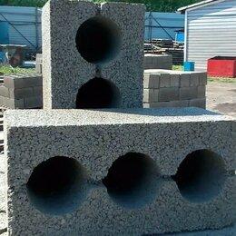 Строительные блоки - Шлакоблок (полублок) Производитель Доставка, 0