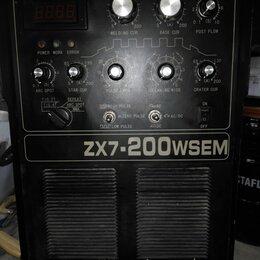 Сварочные аппараты - Сварочный инвертор AC/DC ,TIG/MMA, 0