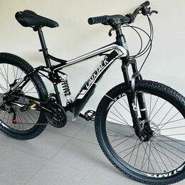 Велосипеды - Велосипед двухподвес, 0