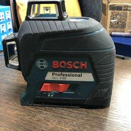 Измерительные инструменты и приборы - Лазерный уровень Bosch gll 3-80 professional, 0