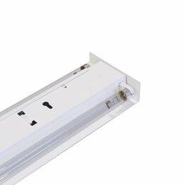 Очистители и увлажнители воздуха - Облучатель бактерицидный ОБН01-2х30-013 Фотон 2х30Вт G13 IP20 с защ. экр..., 0