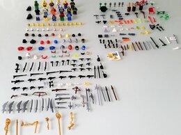 Игровые наборы и фигурки - Lego Лего детали фигурок, оружие, аксессуары и т.д, 0