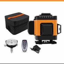Измерительные инструменты и приборы - Лазерный нивелир 3D 12 линий, 0