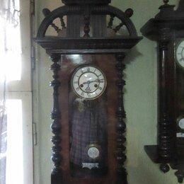 Другое - часы густав бекер 1900г, 0