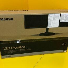 """Мониторы - Монитор Samsung 27""""/1920x1080/IPS, 0"""