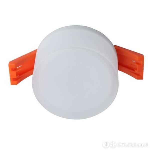 Встраиваемый светодиодный светильник Aployt Lea APL.0033.09.05 по цене 650₽ - Встраиваемые светильники, фото 0