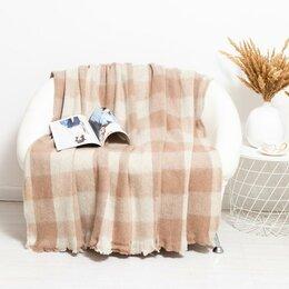 Пледы и покрывала - Одеяло-плед 'Классика' 150х210 см, 0