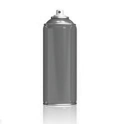 Краски - Краска аэрозольная серый графит (7024), 0