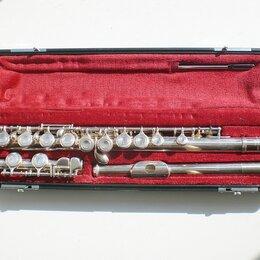 Флейты - Флейта Yamaha YFL 211S (Япония), 0