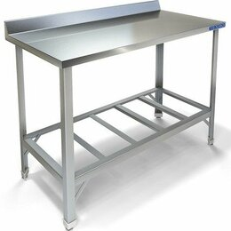 Мебель для учреждений - СТОЛ ПРИСТЕННЫЙ СПП-911/400, 0