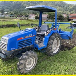 Мини-тракторы - Iseki Sial TF 23 мини трактор японский, 0