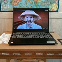 Ноутбуки - Ноутбук Lenovo S145-15ast. 2 ядра/4гб/128SSD/750HDD, 0