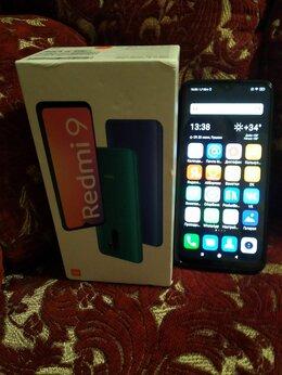 Мобильные телефоны - Смартфон Xiaomi Redmi 9 4/64GB NFC, 0