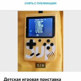 Игровые приставки - Портативная игровая приставка sup 400 in 1 essa toys, 0