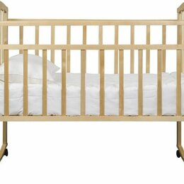 Кроватки - Кроватка детская агат золушка-2 слоновая кость, 0