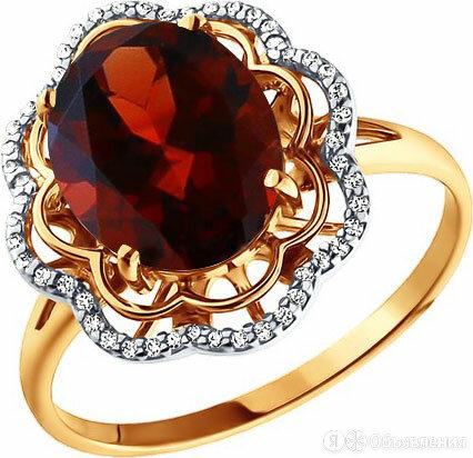 Кольцо SOKOLOV 713486_s_18 по цене 17220₽ - Кольца и перстни, фото 0