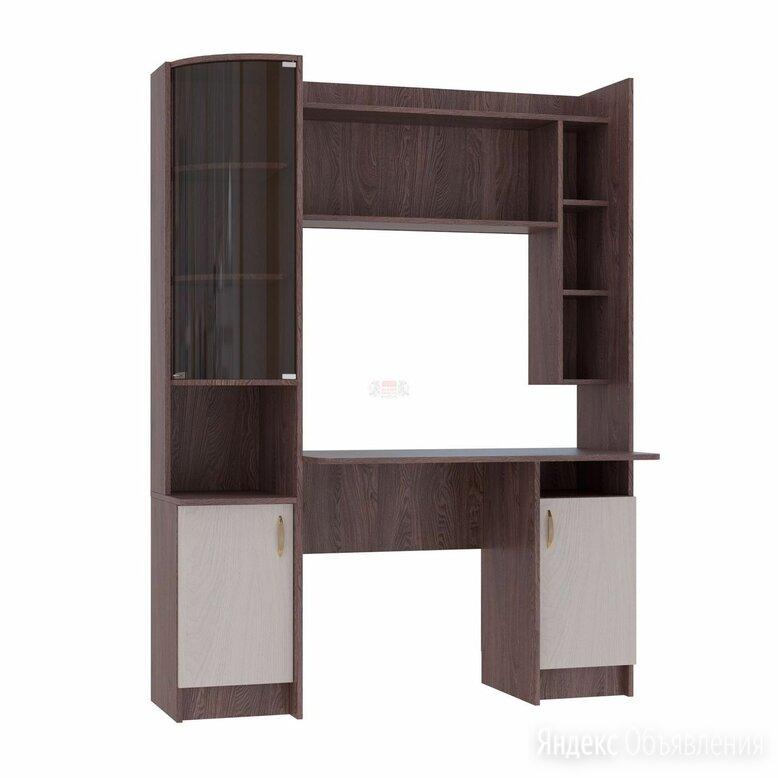 Уголок школьника Омега-1 по цене 5990₽ - Компьютерные и письменные столы, фото 0
