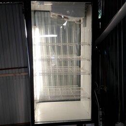 Холодильные витрины - Холодильная витрина состеклянной дверью размеры 1.9×0,8×0,8 м, 0