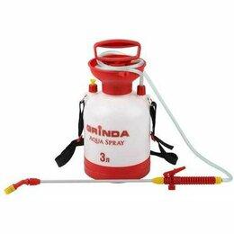 Ручные опрыскиватели - Опрыскиватель садовый aqua spray, 3 л grinda, 0