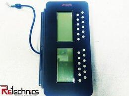 VoIP-оборудование - Консоль для телефонов Avaya SBM24, 0
