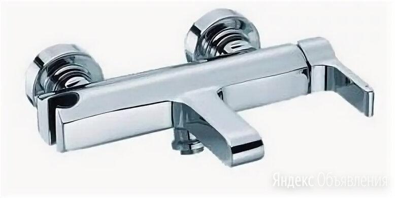Смеситель для ванны Jacob Delafon Singulier E10867-CP по цене 24740₽ - Готовые строения, фото 0
