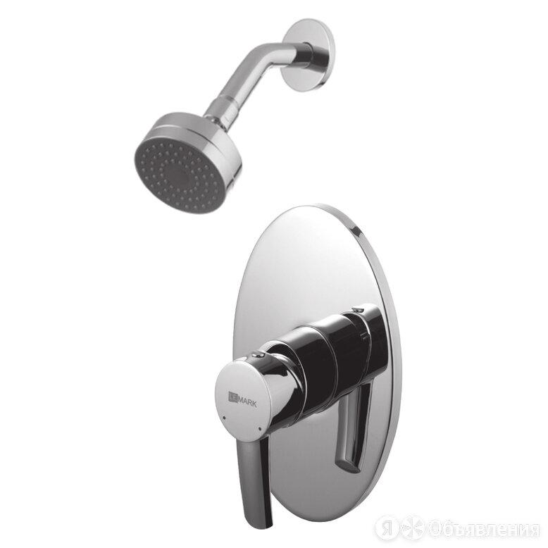 LEMARK Смеситель Lemark Atlantiss LM3220C для ванны и душа по цене 7993₽ - Смесители, фото 0