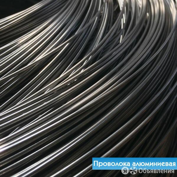 Проволока алюминиевая 4 мм СвАМг6Н по цене 280₽ - Металлопрокат, фото 0