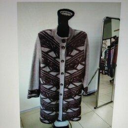 Пальто -  Кардиган-пальто 60 размера, 0