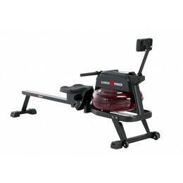 Гребные тренажеры - Гребной тренажер CardioPower RW500, 0