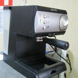 Кофеварки и кофемашины - Кофемашина Vitek VT-1511BK рожковая, 0