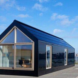 Готовые строения - Модульный дом Барнхаус, 0