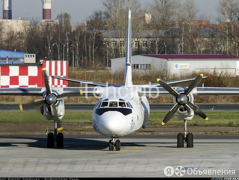 Самолет Ан-26Б, 1982 г. по цене 58208640₽ - Марки, фото 0