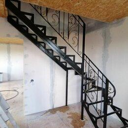 Лестницы и элементы лестниц - Лестница металлическая сварная в Чебоксарах , 0