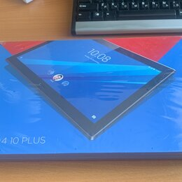 Планшеты - Планшет Lenovo tab4 10 plus, 0