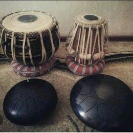Ударные установки и инструменты - Табла ударный музыкальный инструмент, 0