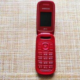 Мобильные телефоны - Samsung GT-E1272 Red Dual Sim оригинал РосТест, 0
