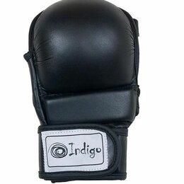Перчатки для единоборств - Перчатки indigo для тхэквондо, 0